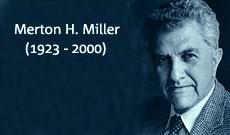 merton-h-miller